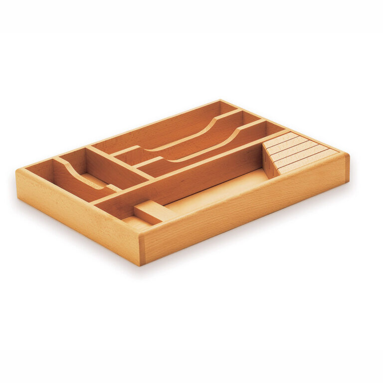 Wooden Cutlery Box Combo